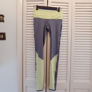 Lululemon WonderUnder Reversible Microfiber pants